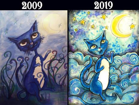 Moon Cat Blues Improvement
