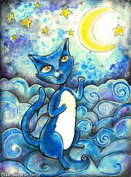 The Moon Cat Blues
