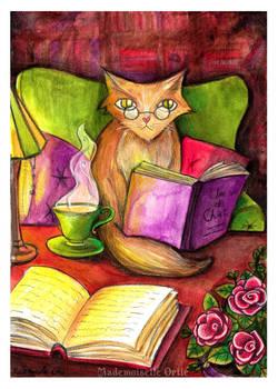 Le Chat qui Lit