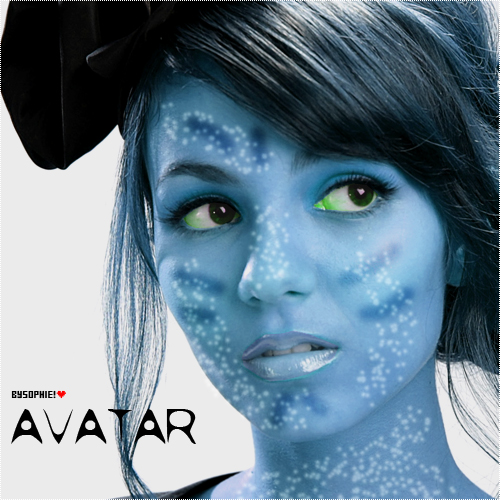 Avatar Girl Rockincolors: quoteko.com/avatar-girl.html