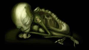 sleep demon by chicharomagico