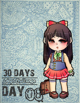 .: 30Days Adoptable Challenge - Day 08 {Closed} :.