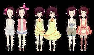 .: {Exports} Pastel Uniforms :.