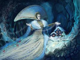 Lady Winter by Lyuleo