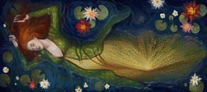 Ophelia by Lyuleo