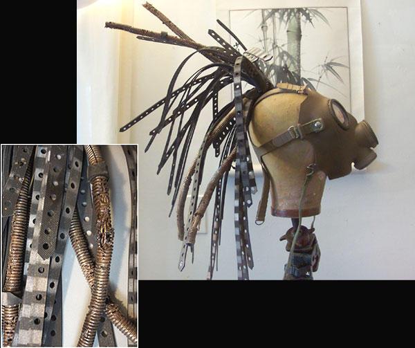 Steampunk Hair Falls - Rae by Anachronaut
