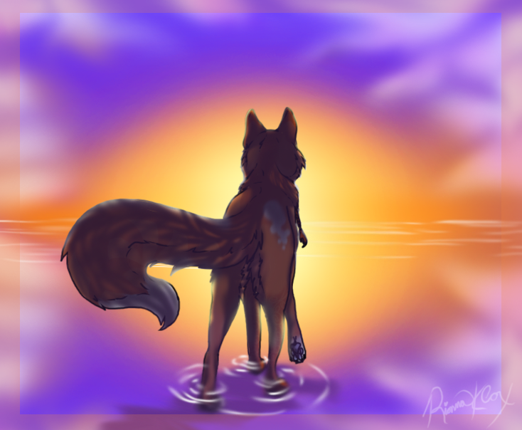 Dream. by Blueheart3
