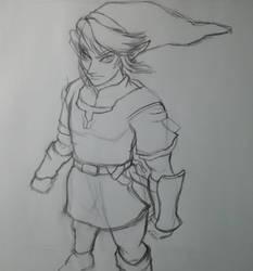 Link twilight princess wip 02 by BakGuiy