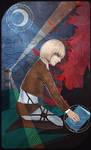 Tarot - The Ocean (Armin) by J-Melmoth