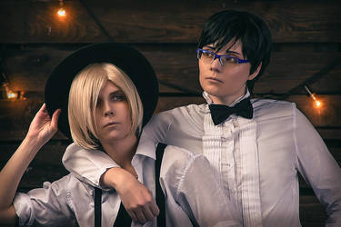 YoI photosession (1) by J-Melmoth
