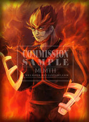 Commission time - Endeavor by J-Melmoth