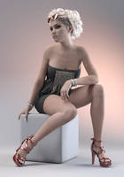 Rebeca Top Model 3 by BestmanPi