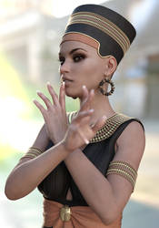 Rebeca, the beauty of the Nile
