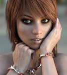 Rebeca cute face 3