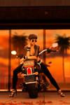 Rebeca biker 6