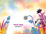 colored jungle by JDe