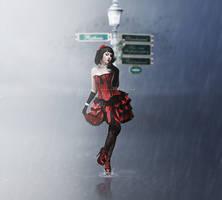 Kiss The rain by Secr3tDesign