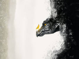 The Dragon by Secr3tDesign