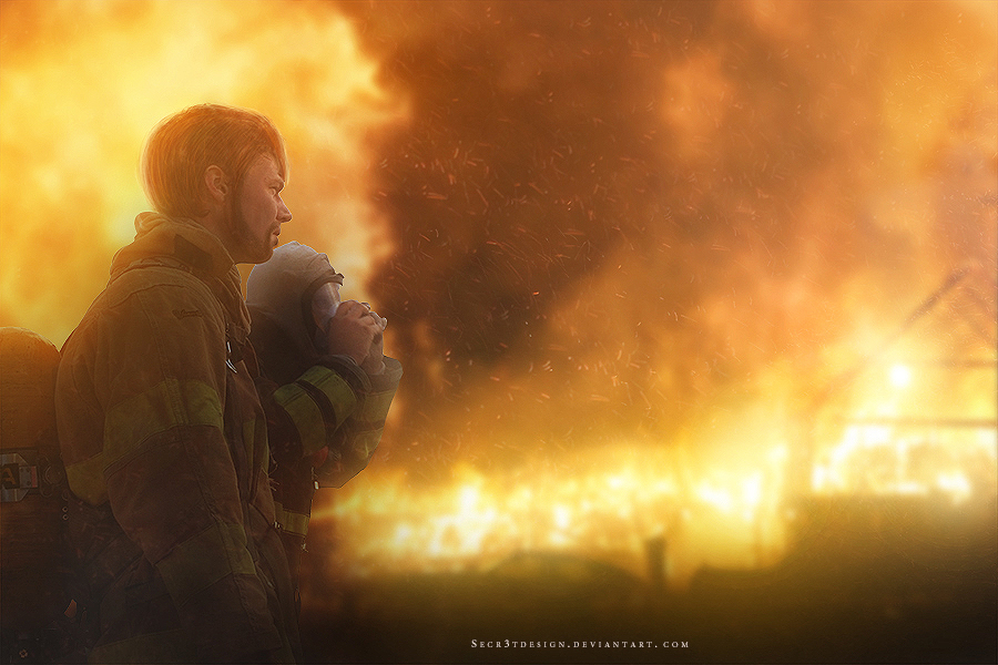 Fireman by Secr3tDesign