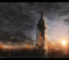 New York Is Burning