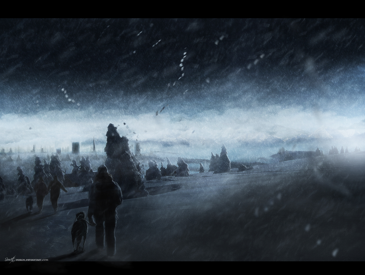 Snowstorm by Secr3tDesign