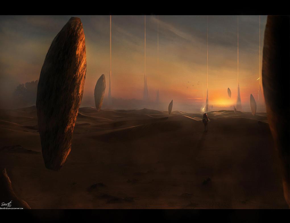 Dunes by Secr3tDesign