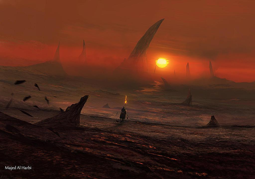Sunset by Secr3tDesign