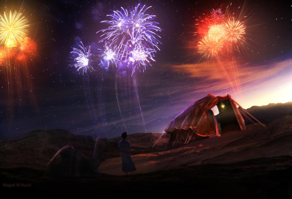 Fireworks by Secr3tDesign