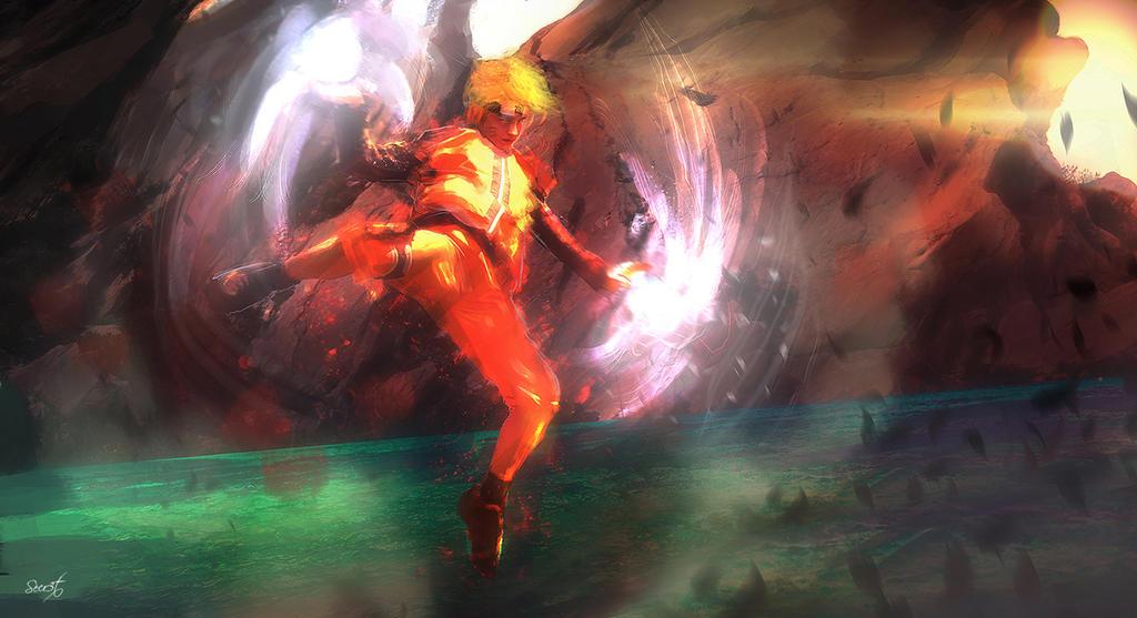 Naruto by Secr3tDesign