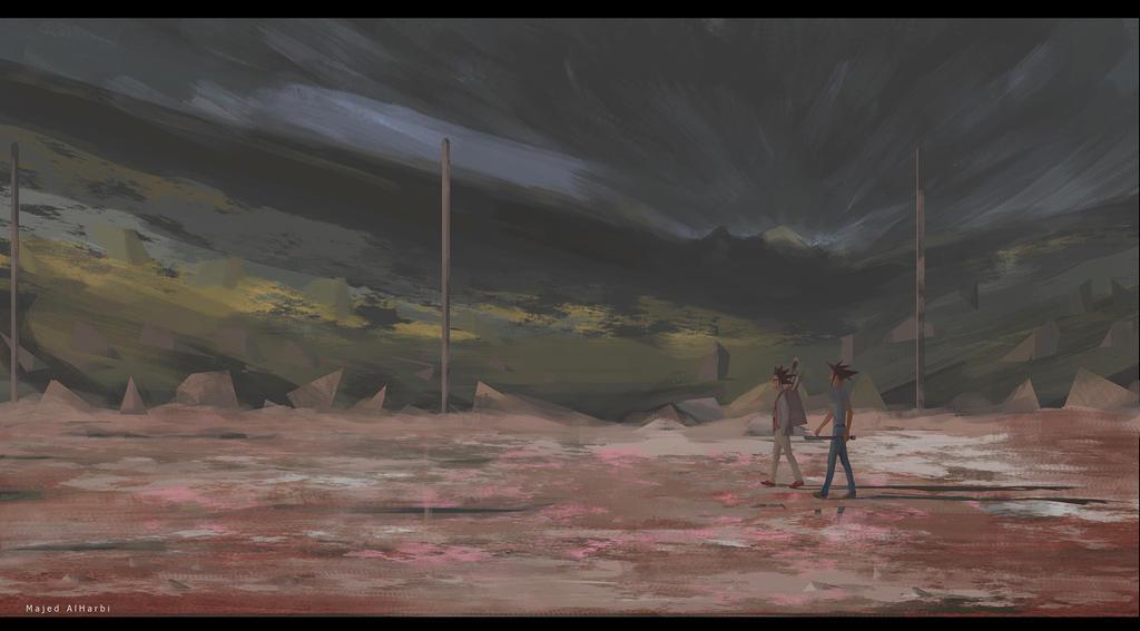 Going Home by Secr3tDesign