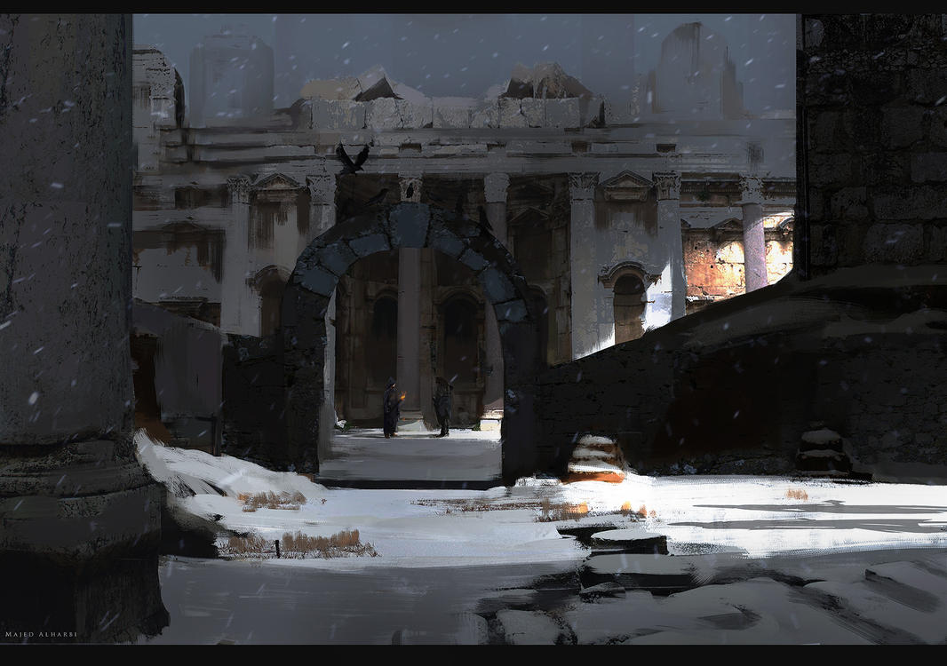 Snowfall by Secr3tDesign