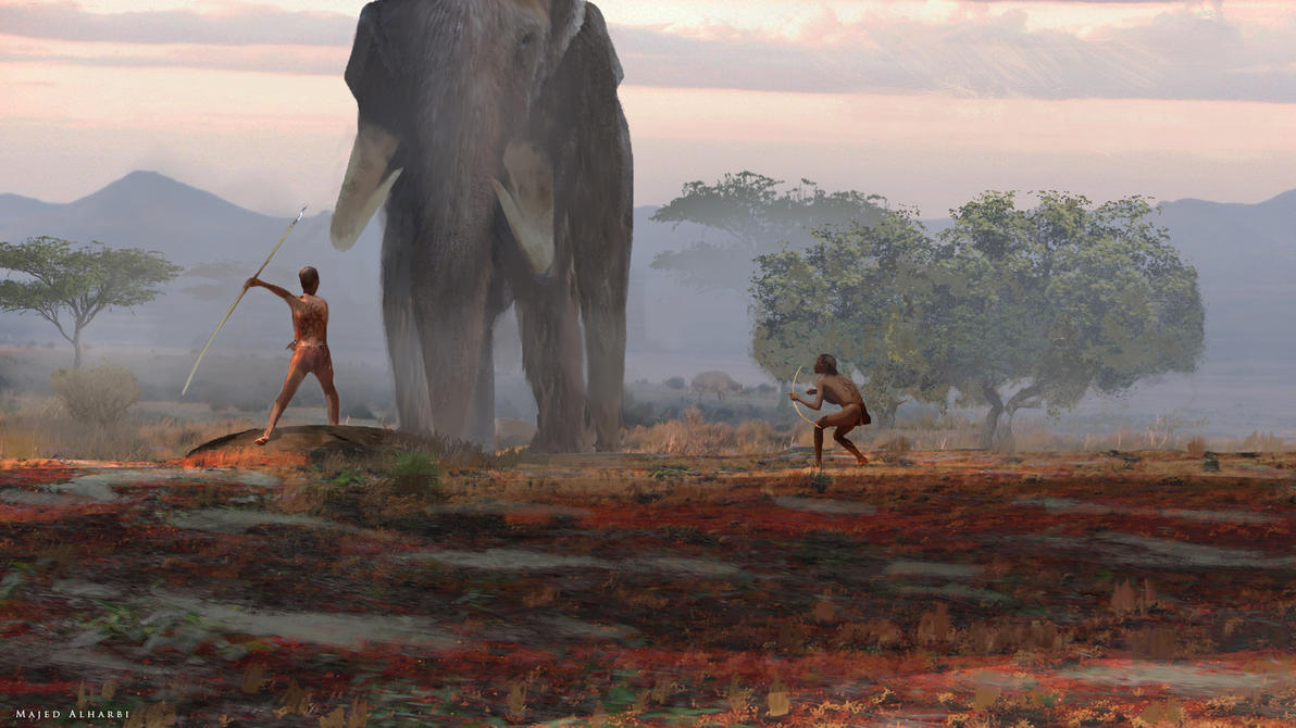 Big hunter by Secr3tDesign