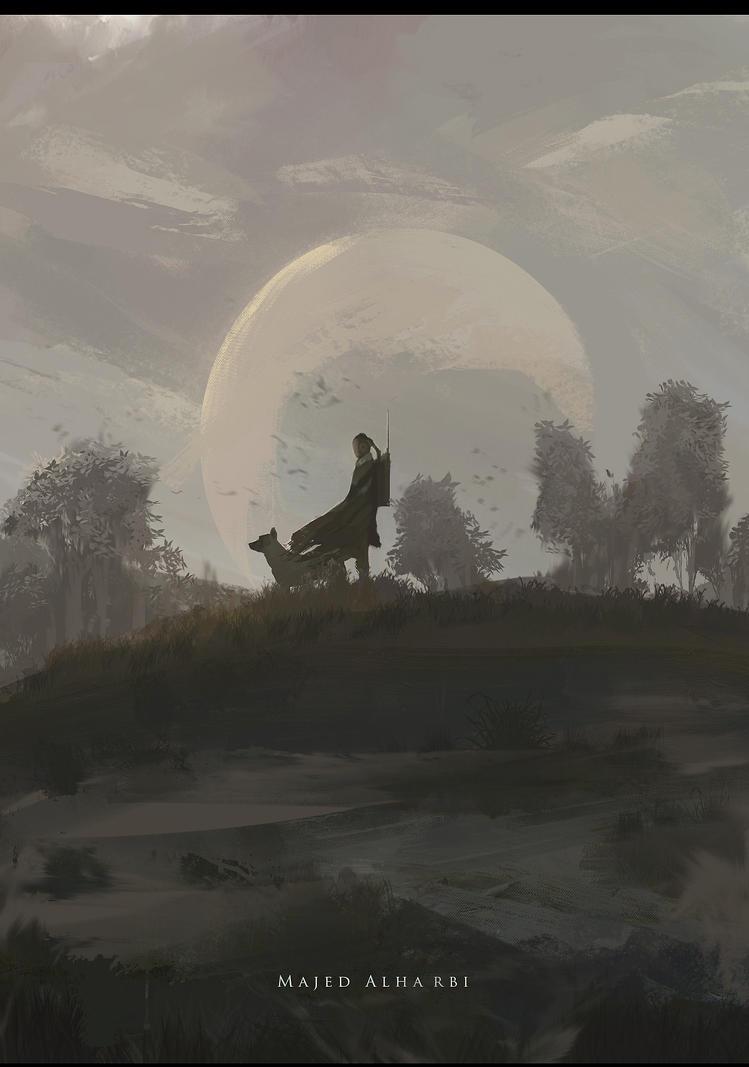 The Hunter by Secr3tDesign