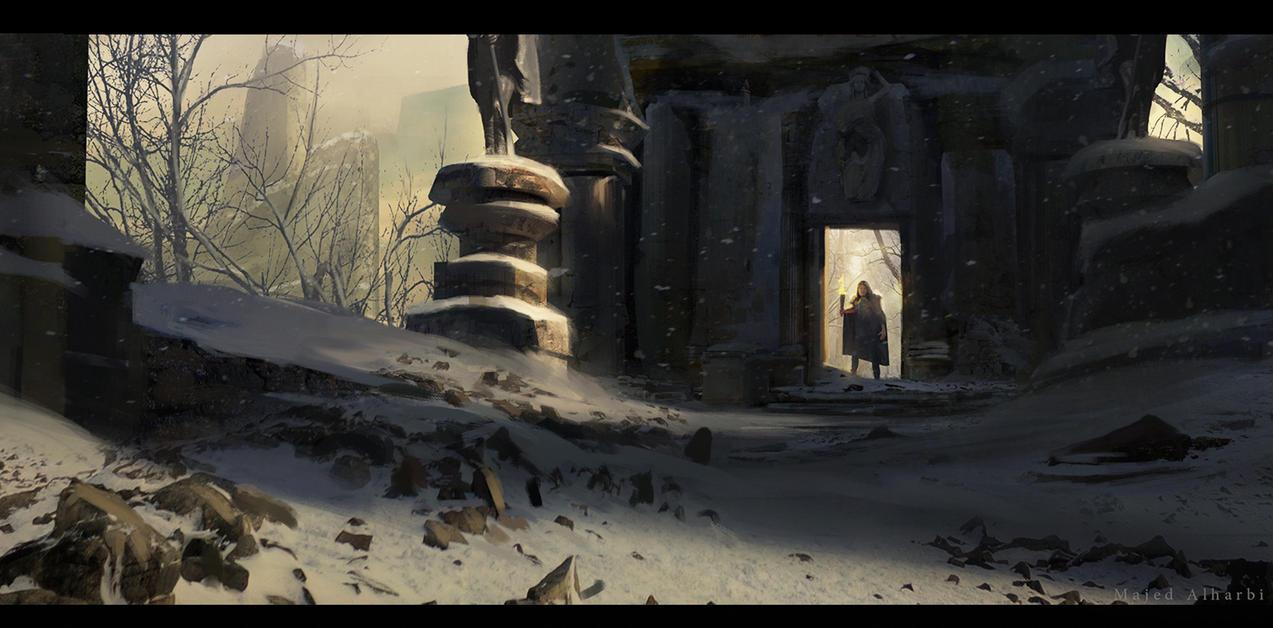 Ruins by Secr3tDesign