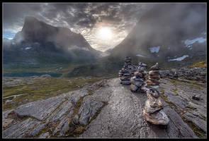 Trollstigen by Basement127