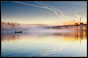Morning glow by Basement127