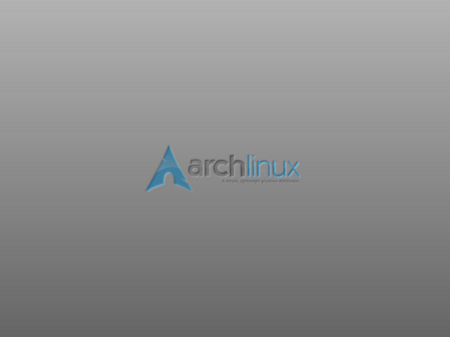Arch Linux Wallpaper By Hamfindik