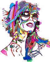 Kat Von D by InkedAliveByColors