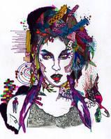 Kat Von D remix by InkedAliveByColors