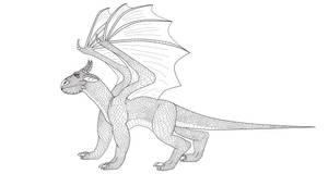 Dragon by THEOLAS