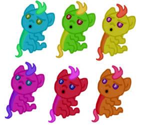 Bug earth pony adopts