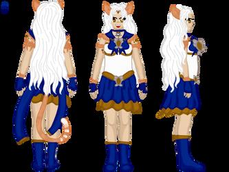 sailor goldenstone tigger Quest 8