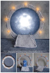 If Stargate Was Made of Yarn