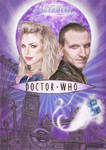 Doctor Who Series One Poster