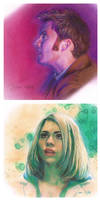 Doctor Who in Technicolor