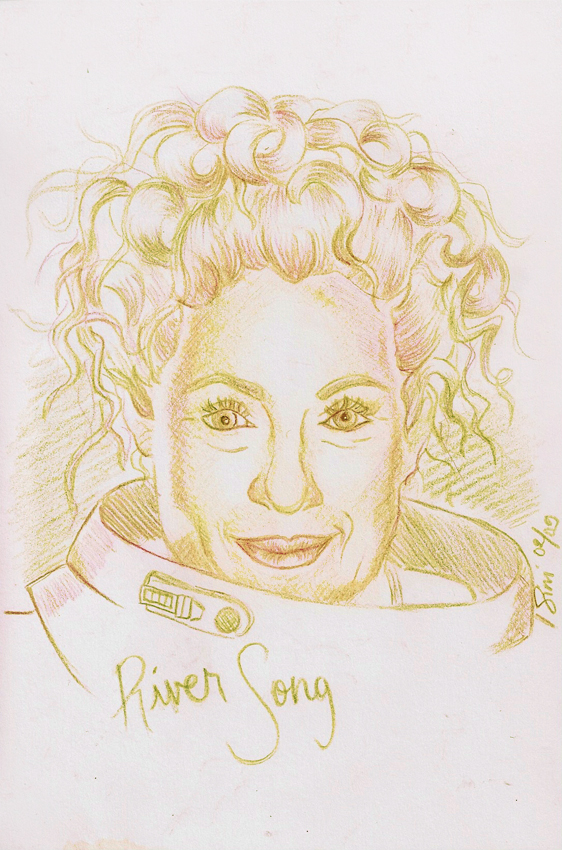 River Song by Sini-M