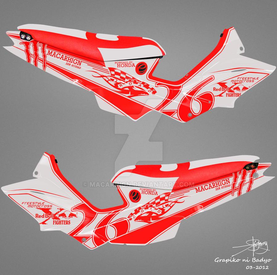 Honda xrm125 by macarhign