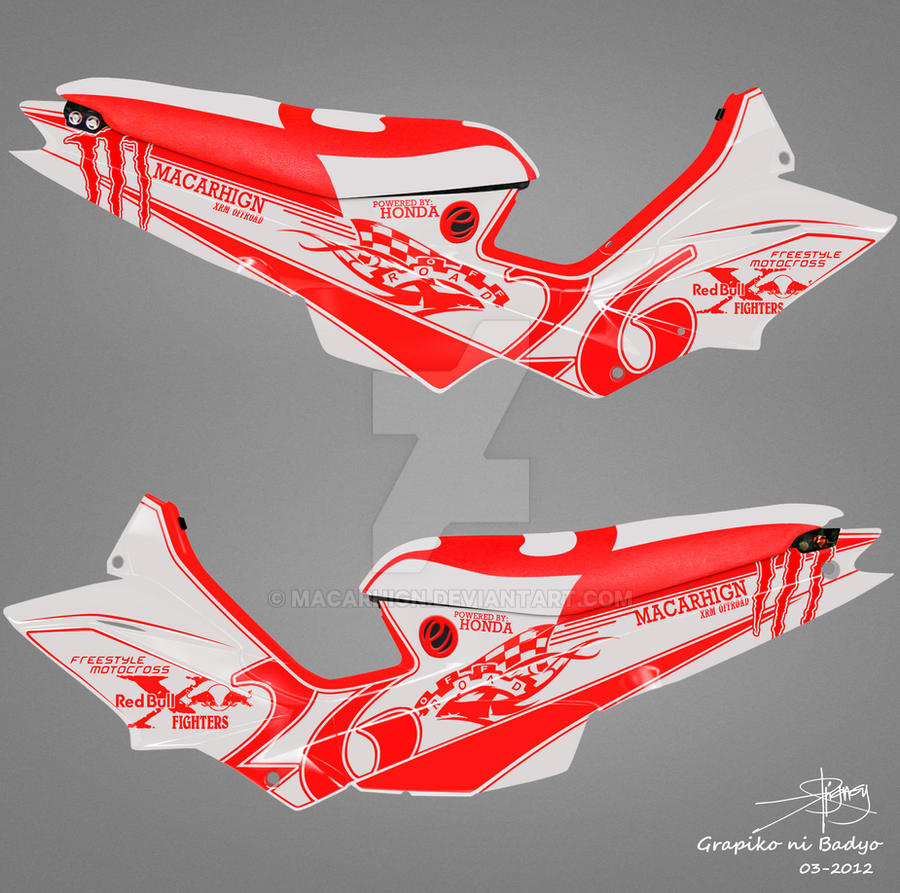 Pictures of sticker design for motorcycle xrm 125 www kidskunst info