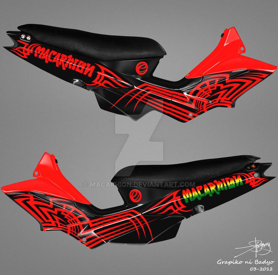 Honda xrm125 by macarhign on deviantart