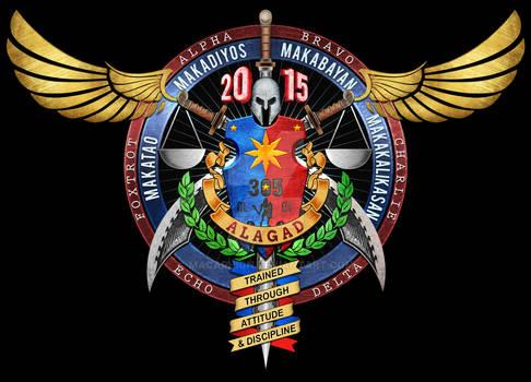 PNP Trainee Class ALAGAD 2015